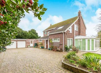 Thumbnail 4 bed detached house for sale in Milvil Road, Lee-On-The-Solent