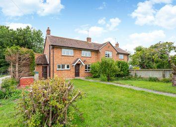 Thumbnail 3 bed cottage to rent in Maddington Street, Shrewton, Salisbury