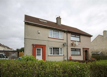 Thumbnail 4 bedroom semi-detached house for sale in Houston Crescent, Dalry, Ayrshire