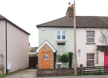 Thumbnail 2 bed end terrace house for sale in Ongar Road, Brentwood, Essex