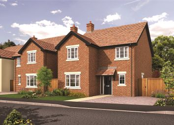 Thumbnail 4 bed detached house for sale in The Green, Bransford, Worcester, Worcestershire