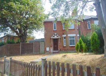 Thumbnail 5 bed end terrace house for sale in Harefield Road, Southampton