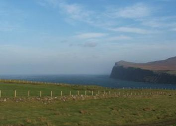 Thumbnail Land for sale in 7 Lower Milovaig, Glendale, Isle Of Skye