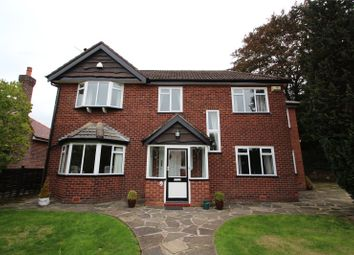Thumbnail 4 bed detached house for sale in Thornway, Bramhall, Stockport, Greater Manchester