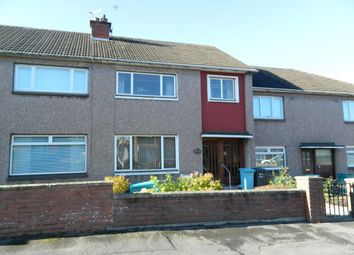 Thumbnail 3 bed terraced house to rent in Abbotsford Road, Wishaw