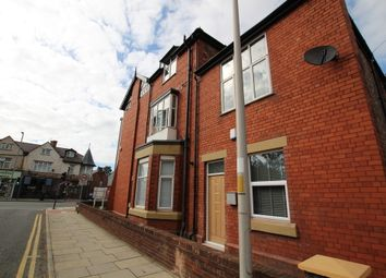 Thumbnail 1 bed flat to rent in Crosby Road North, Liverpool