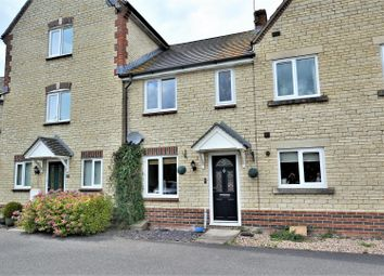 Thumbnail 2 bed terraced house for sale in Woodpecker Close, Bicester