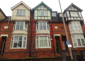 Thumbnail 1 bedroom flat for sale in Aylestone Road, Leicester