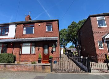 3 bed semi-detached house for sale in Catherine Road, Swinton, Manchester M27