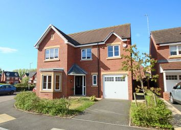 Thumbnail 4 bed detached house for sale in Candler Drive, Stone