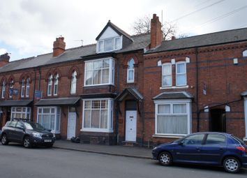 Thumbnail 4 bed terraced house for sale in Harold Road, Birmingham
