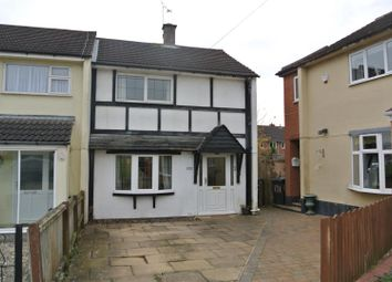Thumbnail 2 bed town house for sale in Sturdee Road, Leicester