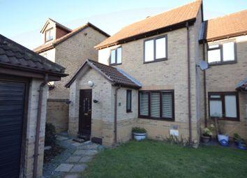 Thumbnail 3 bed semi-detached house to rent in Olde Bell Lane, Loughton, Milton Keynes