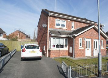 Thumbnail 2 bed semi-detached house for sale in Westland Drive, Padgate, Warrington
