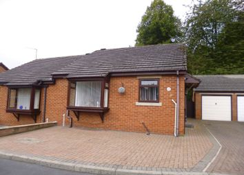 Thumbnail 2 bed bungalow for sale in Wesley Grove, Bishop Auckland