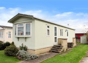Thumbnail 2 bed mobile/park home for sale in Thornlea Court, Littlehampton, West Sussex