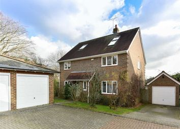 Thumbnail 5 bed detached house for sale in Lodge Close, Lewes, East Sussex