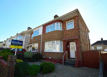 Thumbnail 3 bedroom semi-detached house to rent in Lester Close, Plymouth, Devon