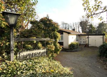 Thumbnail 4 bed detached bungalow for sale in Clarence Road, St. Austell, Cornwall