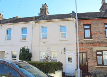 Thumbnail 2 bedroom terraced house for sale in Becket Road, Worthing