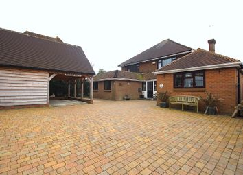 Thumbnail 5 bed detached house for sale in Hastings Road, Battle