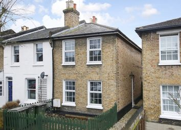 Thumbnail 2 bedroom end terrace house for sale in Couthurst Road, London