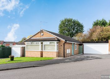 Thumbnail 2 bed detached bungalow for sale in Merlin Avenue, Nuneaton