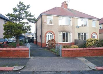 Thumbnail 3 bed semi-detached house for sale in Homfray Avenue, Morecambe