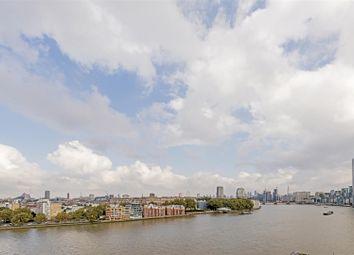 Thumbnail 3 bedroom flat to rent in 4 Riverlight Quay, Nine Elms, London
