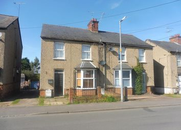 Thumbnail 3 bed property to rent in Windmill Road, Flitwick, Bedford