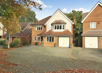 Thumbnail 5 bed detached house for sale in Shenhurst Close, Wilmslow, Cheshire