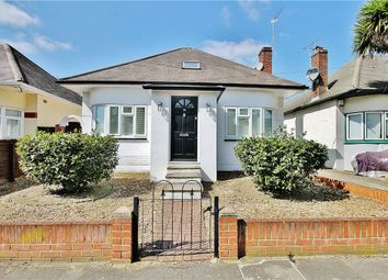Thumbnail 3 bedroom detached bungalow for sale in Rosecroft Gardens, Twickenham