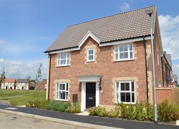 Thumbnail 3 bed end terrace house for sale in Kendle Road, Swaffham