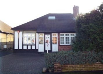 Thumbnail 4 bed bungalow for sale in Cranston Park Avenue, Upminster