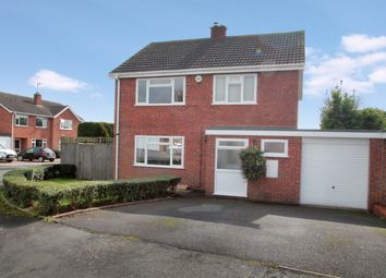 Thumbnail 4 bedroom link-detached house for sale in Churchway Piece, Inkberrow, Worcester