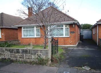 Thumbnail 3 bed bungalow for sale in Headswell Avenue, Bournemouth