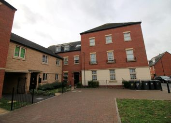 Thumbnail 2 bed flat to rent in Baseball Drive, Peartree, Derby