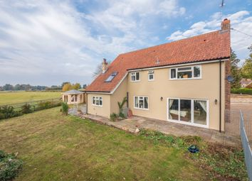 Thumbnail 4 bed detached house for sale in Woolpit, Bury St Edmunds, Suffolk