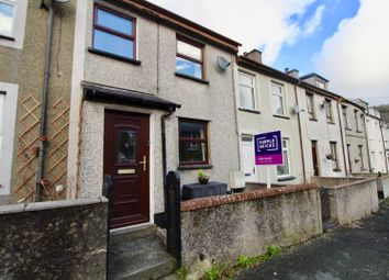 Thumbnail 3 bed terraced house for sale in Charlotte Street, Llanberis