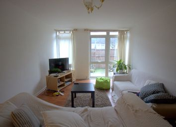 Thumbnail 4 bed flat to rent in Glanville Road, London