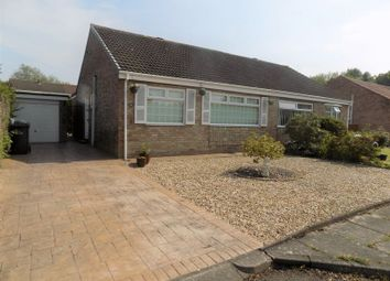Thumbnail 2 bedroom semi-detached bungalow to rent in Yoden Court, Newton Aycliffe