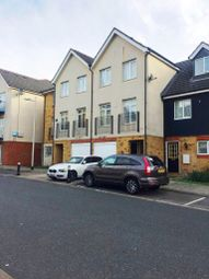 Thumbnail 4 bed town house for sale in Blackthorn Road, Ilford