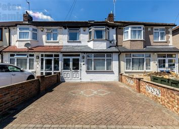 Thumbnail 3 bed terraced house for sale in Conway Crescent, Perivale, Greenford, Greater London