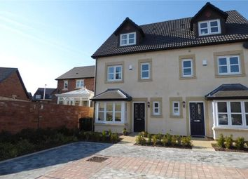 Thumbnail 4 bedroom semi-detached house for sale in Bishops Way, Dalston, Carlisle