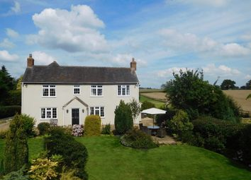 Thumbnail 4 bed detached house for sale in Oak Meadow Lodge, Bromstead Common, Newport