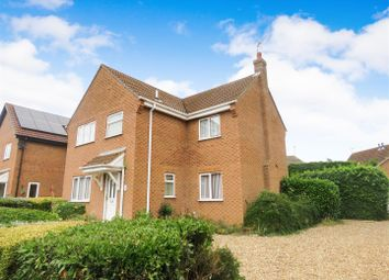 Thumbnail 4 bed property to rent in Gloucester Road, Sawtry, Huntingdon