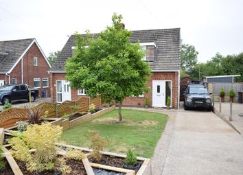 Thumbnail 2 bed semi-detached house for sale in Hillside Crescent, Barnetby