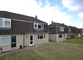 Thumbnail 3 bed semi-detached house for sale in Shaws Way, Bath