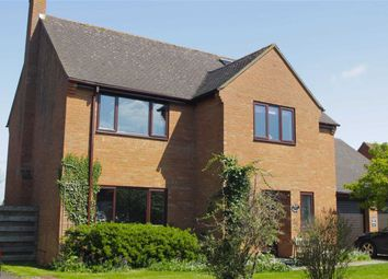 Thumbnail 5 bed detached house for sale in Priory Mead, Longcot, Oxfordshire
