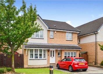Thumbnail 4 bed detached house for sale in Locher Place, Coatbridge